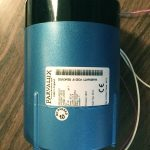 Motor Vibrador PARVALUX_BOMBAIR